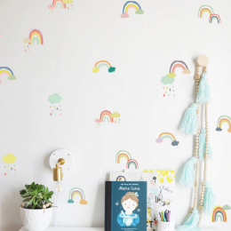 Wall Decal Stickers- Rainbow