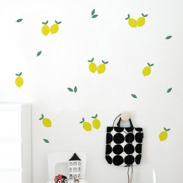 Wall Decal Stickers- Lemon