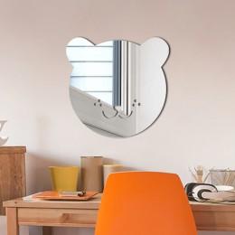 Wall Mirror – Teddy Bear