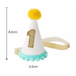We Heart Birthdays Mini VIP Hat