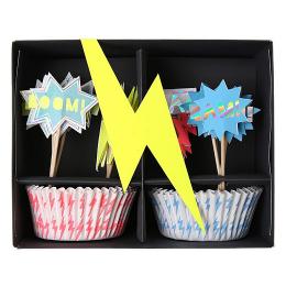 Zap Cupcake Kit