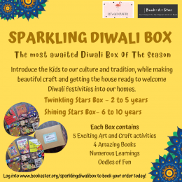 Twinkling Stars – 2 to 5 Years