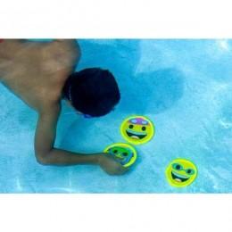 Emoji Dive Discs - Pack of 3