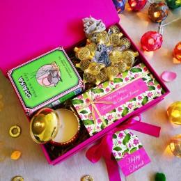 Eternal Lotus Diwali Gift Hamper