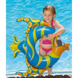 Fish Tube - Blue