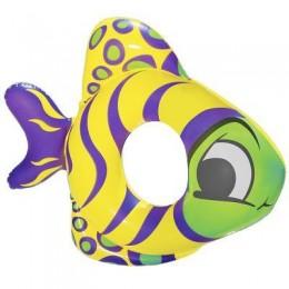 Fish Tube - Yellow
