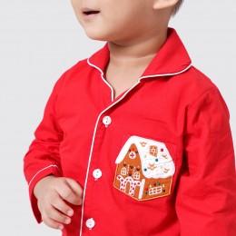 Gingerbread House Pajama Set