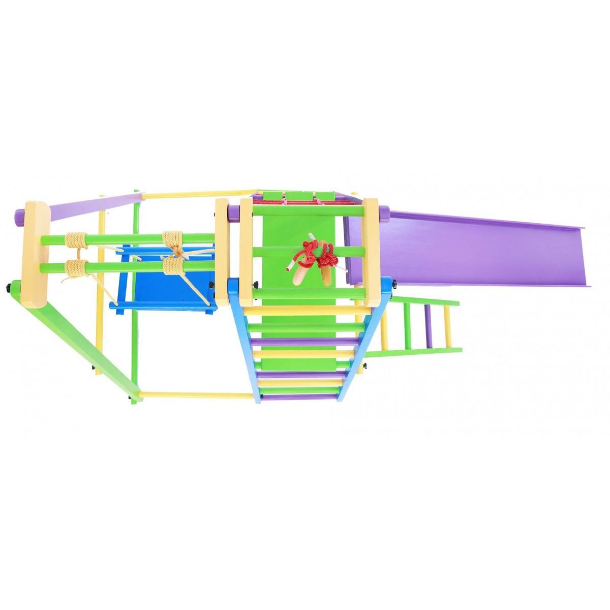 Jungle Gym 2.0 - Colored