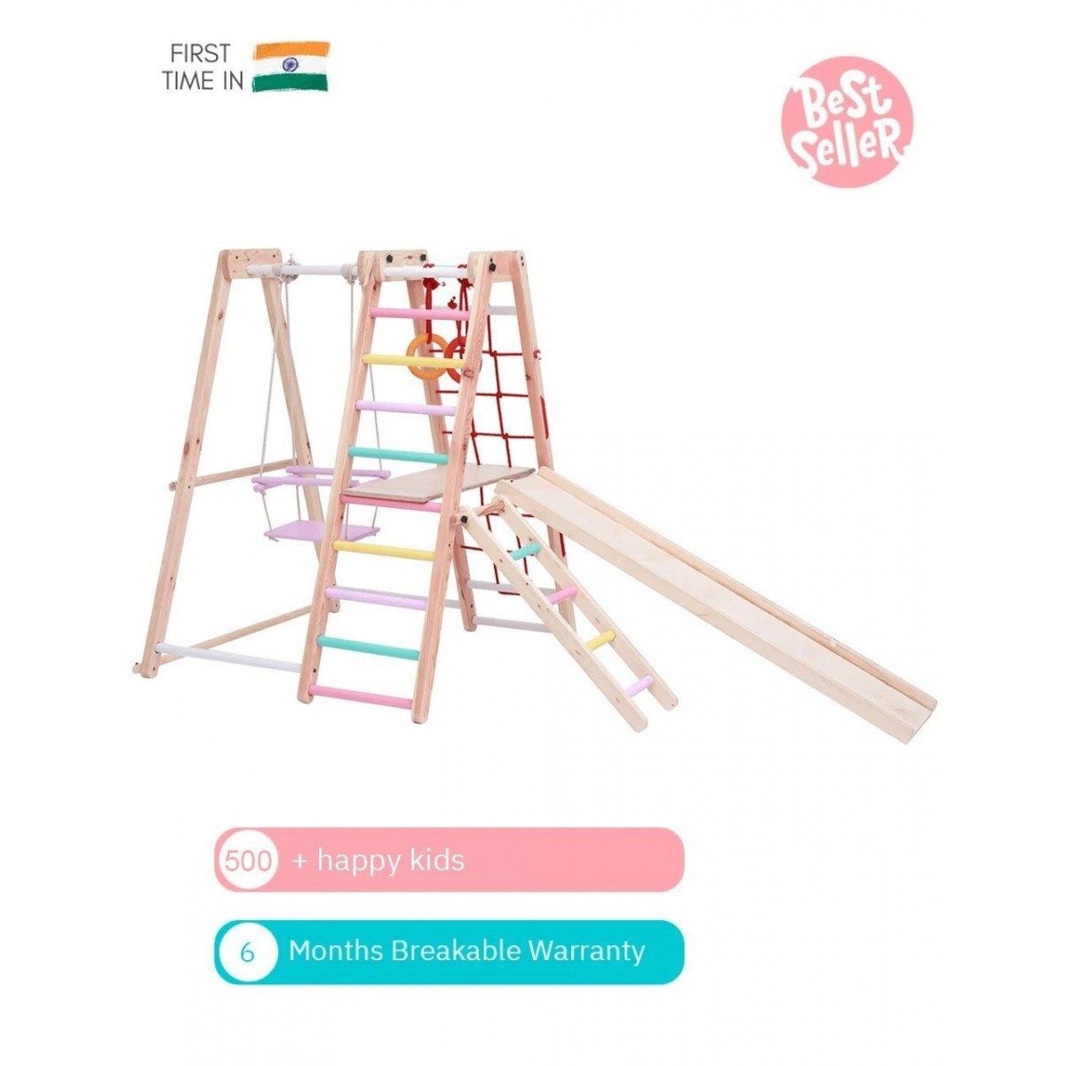 Play Gym 2.0 - Semi Colored