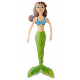 Inflatable Mermaid Float