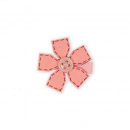 Nadoraa Mary's Little Lamb Dark Pink Clip Set - Pack Of 4