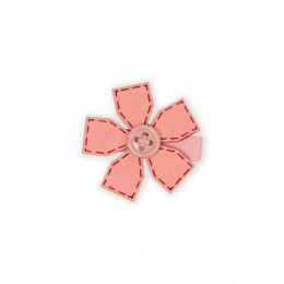 Nadoraa Mary's Little Lamb Pink Clip Set - Pack Of 4