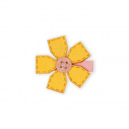 Nadoraa May's Little Lamb Yellow Clip Set - Pack Of 4