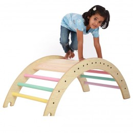 Pikler Climbing Arch - Semi Colored