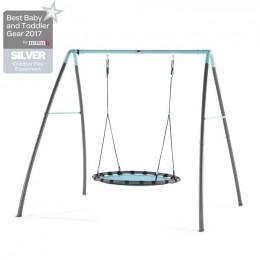Premium Metal Nest Swing With Mist