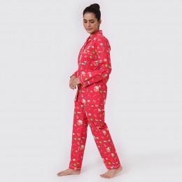 Women Sweet Christmas Pajama Set