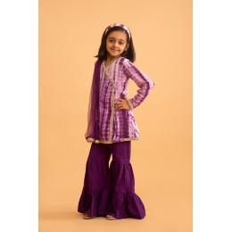 Ekiya Tie and Dye Set - Purple