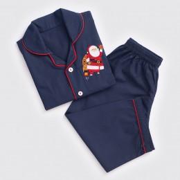Men Out Of This World Santa Pajama Set