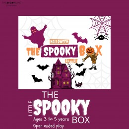 The Spooky Box Little