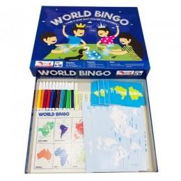 World Bingo - Geography Game