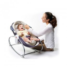 Tiny Love 3-in-1 Cozy Rocker Napper (Grey)