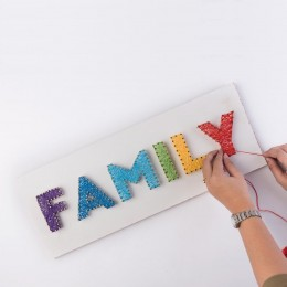 String Art - Personalized