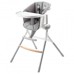 Comfy Seat Cushion For The Up & Down High Chair Grey