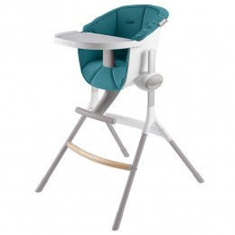 Comfy Seat Cushion For The Up & Down High Chair Blue