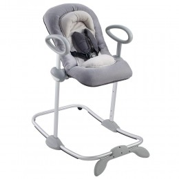 Up and Down Rocker -Heather Grey