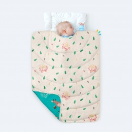 100% Organic Cotton All Weather Quilt - Oh Baby