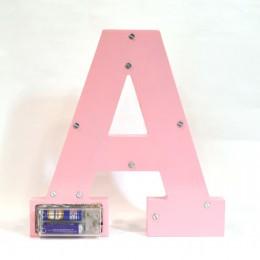 "Alphabet Marquee Lights- 10"""