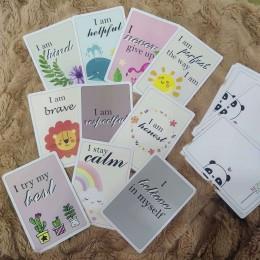 Manifest Positive Affirmation Cards