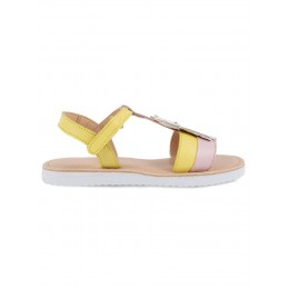 Pony Multi-Color Solid Sandals