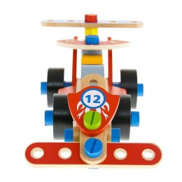 DIY Race Cars - Wooden
