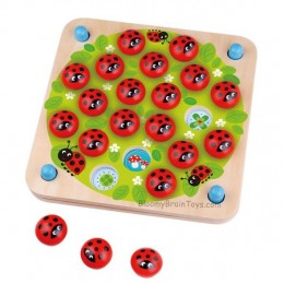 Memory Game Lady Bug