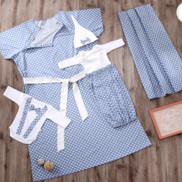 Classic Gingham Check- Mommy and Baby Set