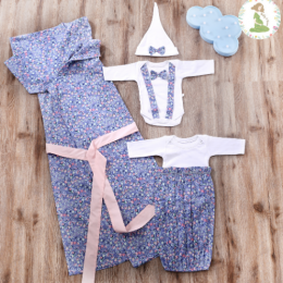 Lavender Fields - Mommy and Baby Set