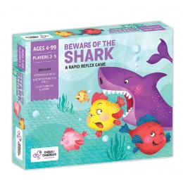 Beware of The Shark - Rapid Reflex Game
