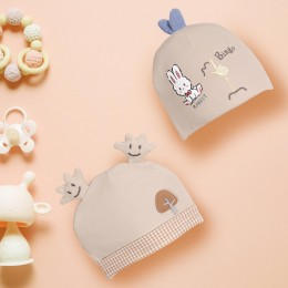 Bingo Bunny Brown 3D Caps - 2 Pack