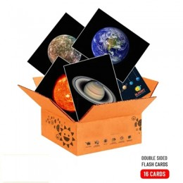 Solar System - Baby Flash Cards - 16 Cards