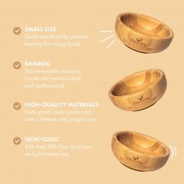 Avanchy Bamboo Le Petit Bowl