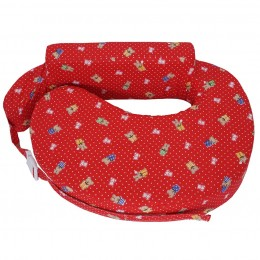 Comfeed Feeding Pillow - Red