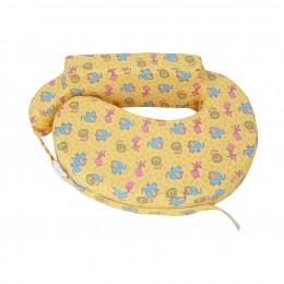 Comfeed Feeding Pillow - Yellow