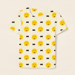 Happy Face T Shirt
