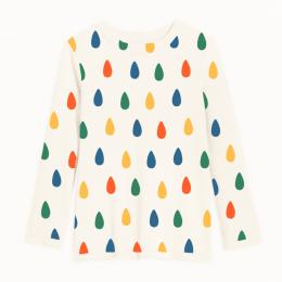 Raindrops Full Sleeves T Shirt