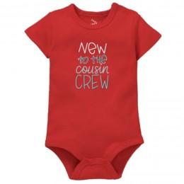 New To The Cousin Crew - Onesie