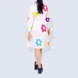 Candy Swirl Dress - Flowers