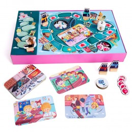 Caring Cats - Board Game