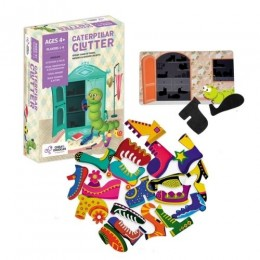 Caterpillar Clutter - Game Of Memory