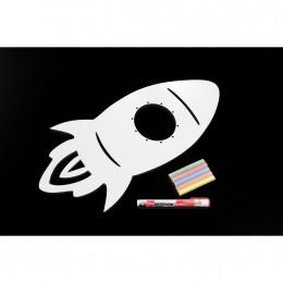 Chalkboard + WhiteBoard -Little Space Explorer